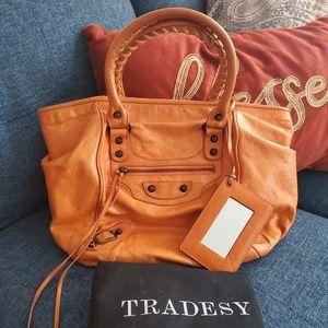 Authentic Balenciaga Tote Bag
